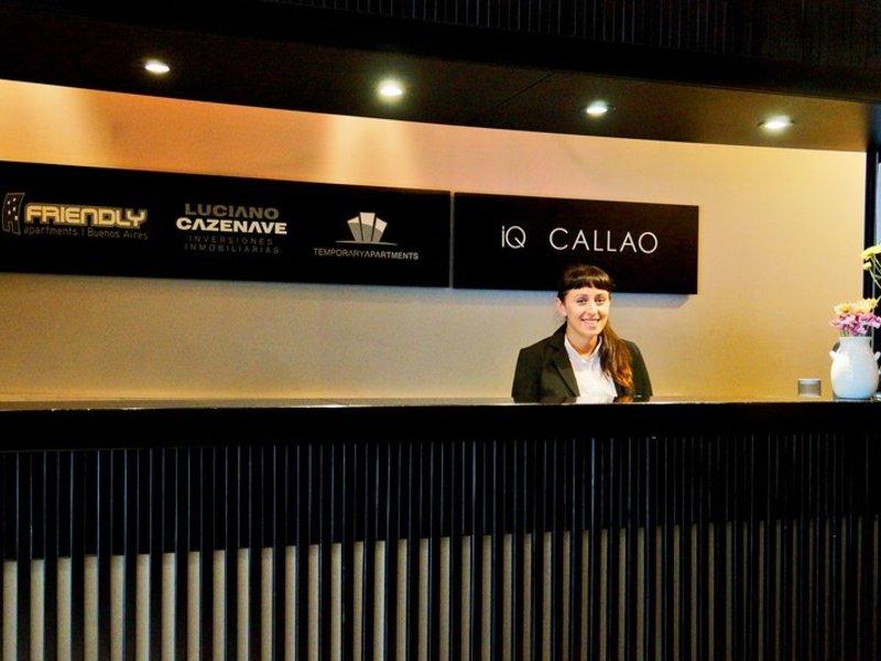 IQ Callao by Temporary Apartments Bar