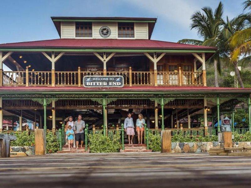 Bitter End Yacht Club Außenaufnahme