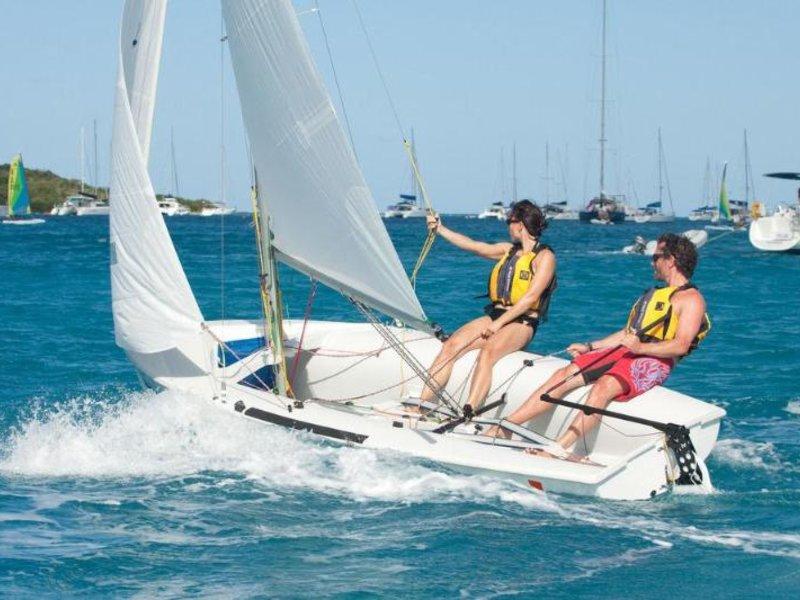 Bitter End Yacht Club Sport und Freizeit
