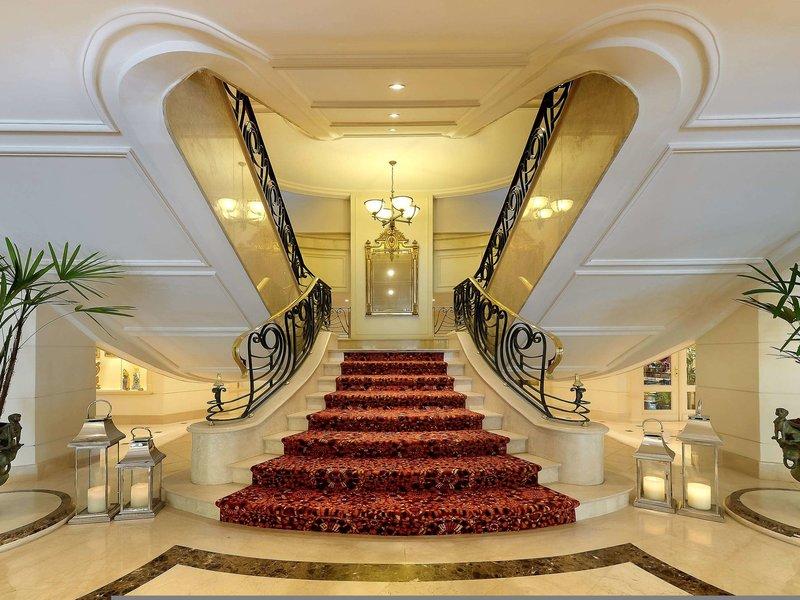 Mercure Grand Hotel Parque Ibirapuera Außenaufnahme