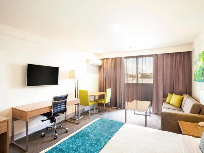 Metro Aspire Hotel Sydney Wohnbeispiel