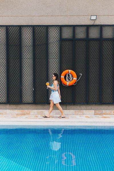 Mercure Grand Hotel Parque Ibirapuera Pool