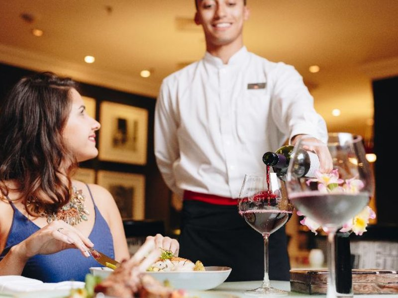 Mercure Grand Hotel Parque Ibirapuera Restaurant
