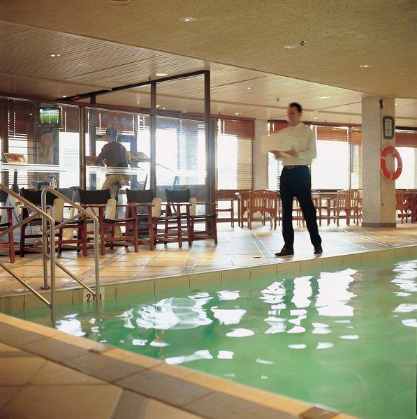 Wrest Point Tasmania Pool