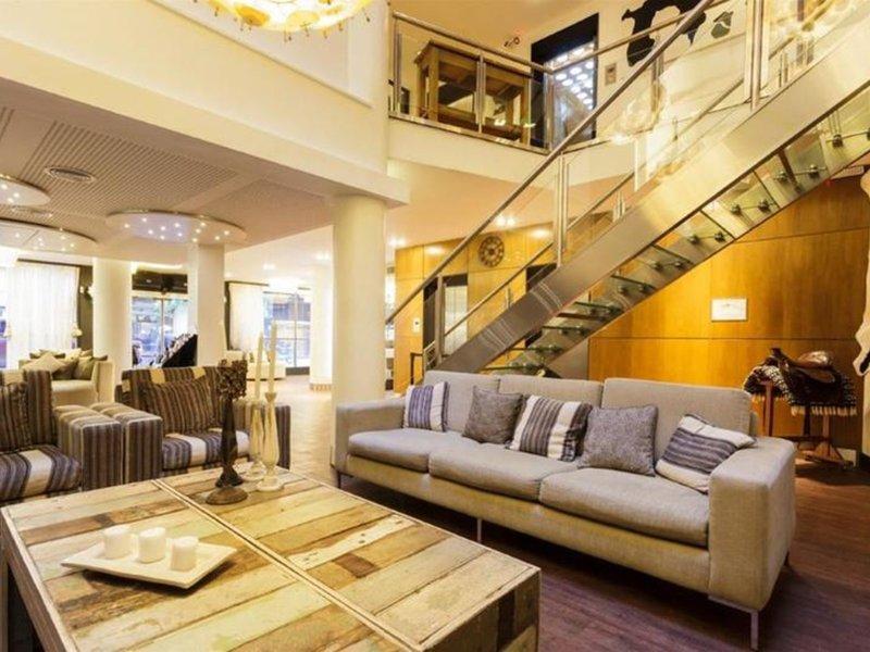 Facon Grande Lounge/Empfang