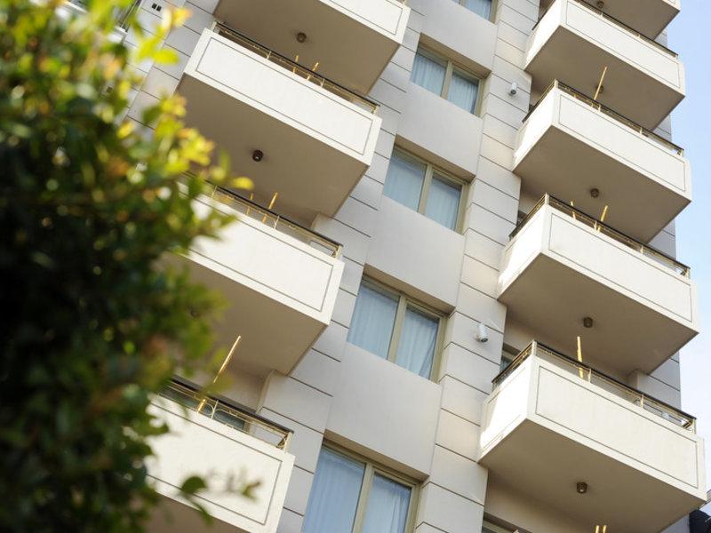 Urban Suites Recoleta Außenaufnahme