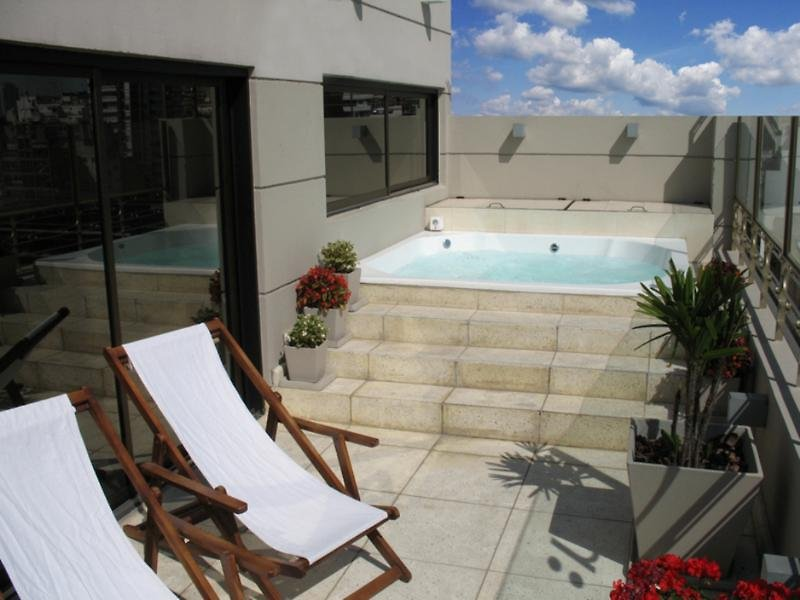 Urban Suites Recoleta Pool