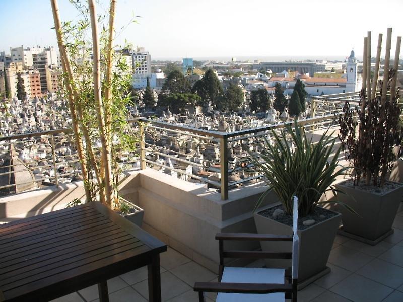Urban Suites Recoleta Terrasse