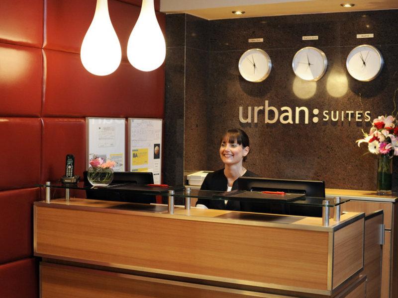 Urban Suites Recoleta Lounge/Empfang
