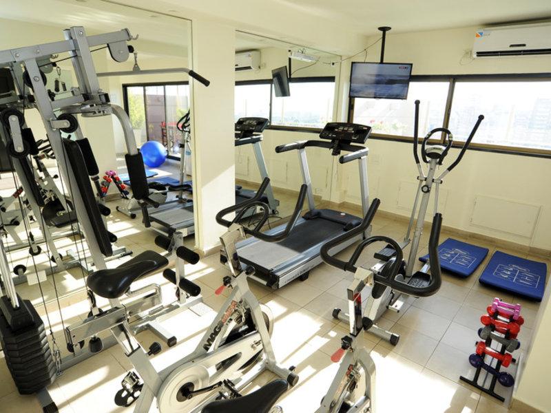 Urban Suites Recoleta Sport und Freizeit