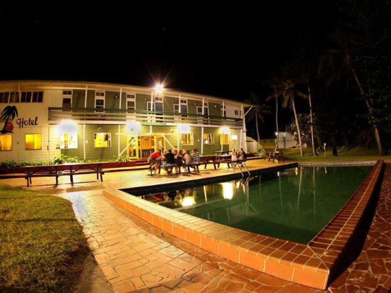 Eurong Beach Resort Außenaufnahme