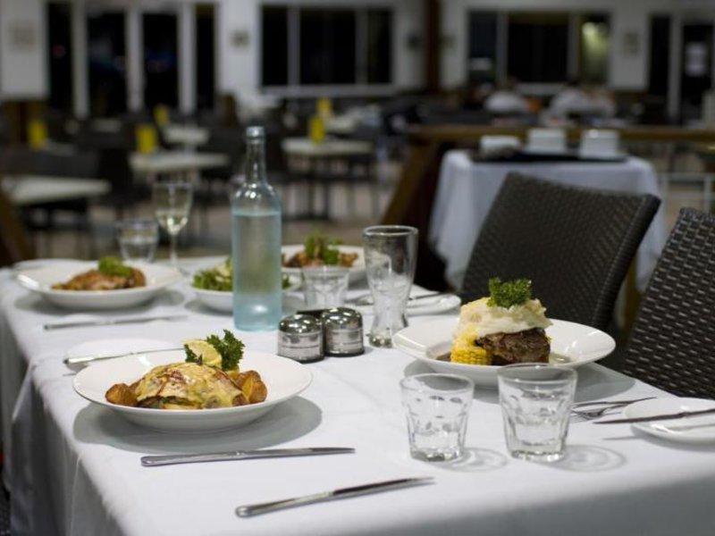 Eurong Beach Resort Restaurant