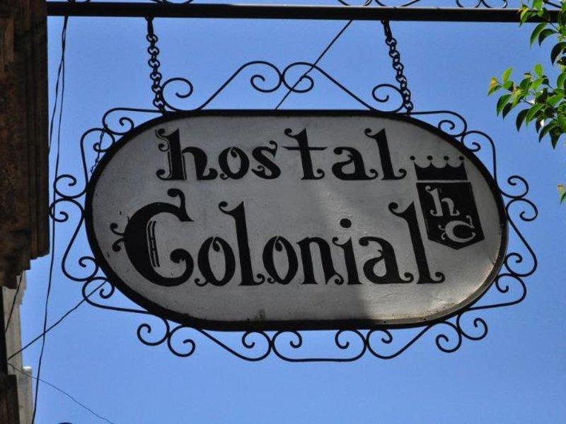 Colonial Landkarte