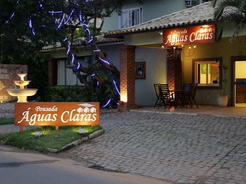 Pousada Aguas Claras Außenaufnahme