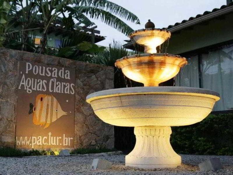 Pousada Aguas Claras Garten