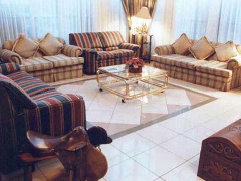 Royal Lodge Lounge/Empfang