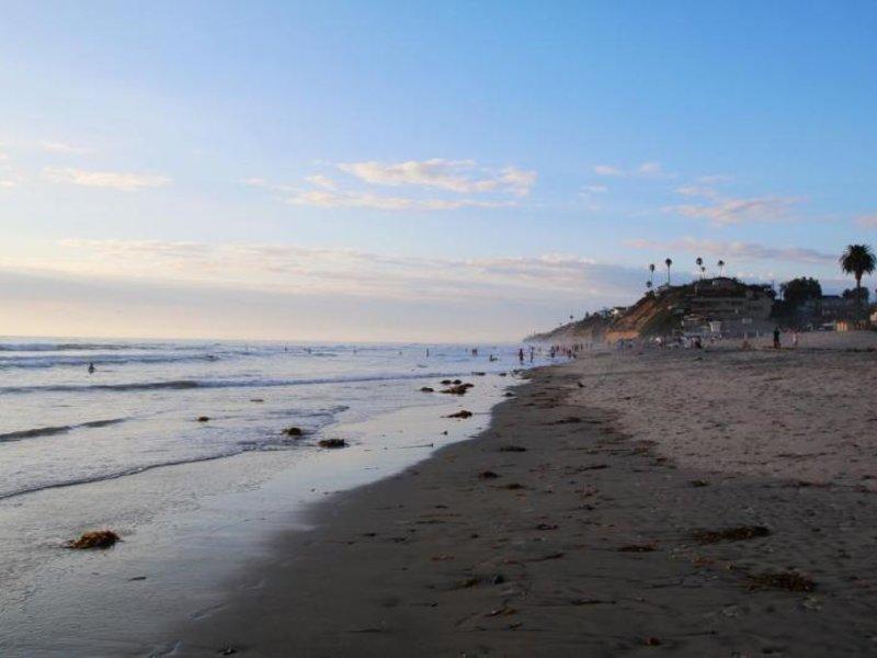 Days Inn Encinitas Moonlight Beach Landschaft