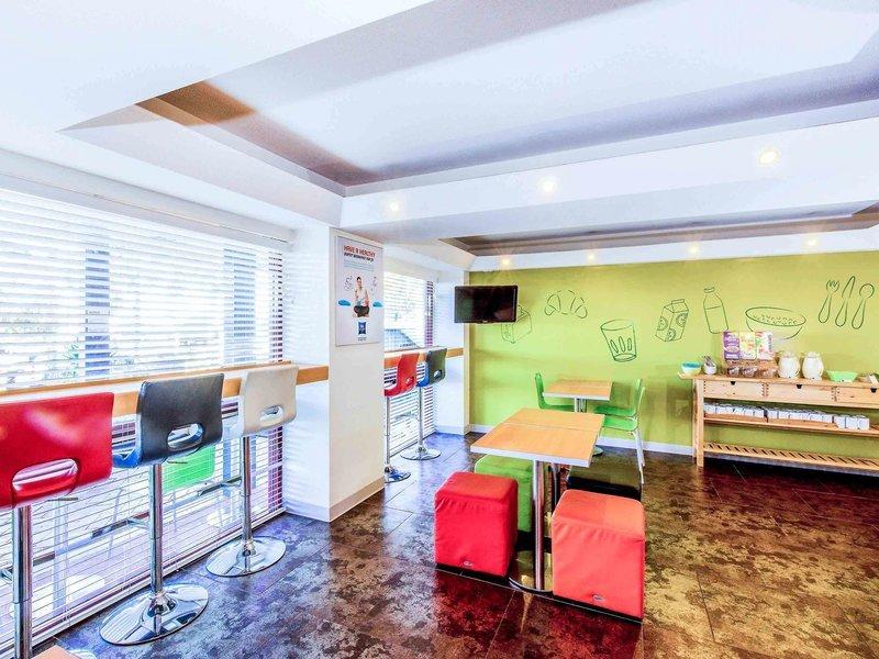 ibis budget Campbelltown Lounge/Empfang