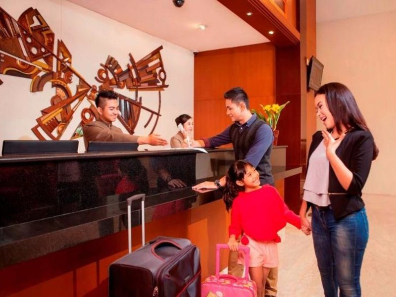 Prime Park Hotel Bandung Bar