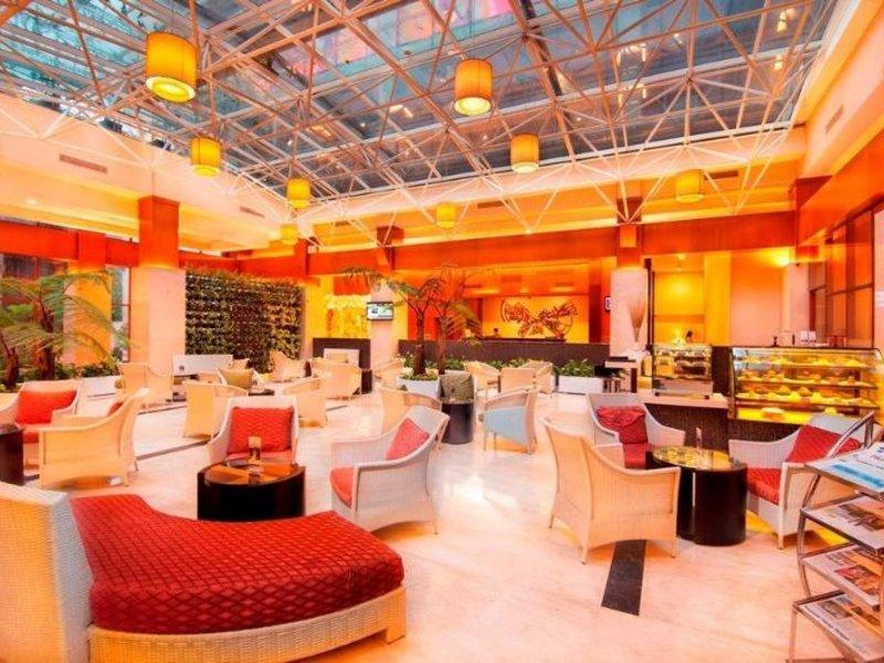 Prime Park Hotel Bandung Lounge/Empfang
