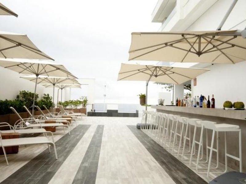 LSH Barra Hotel Terrasse