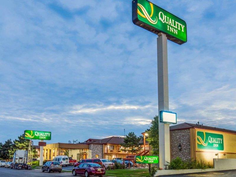 Quality Inn Cedar City Außenaufnahme