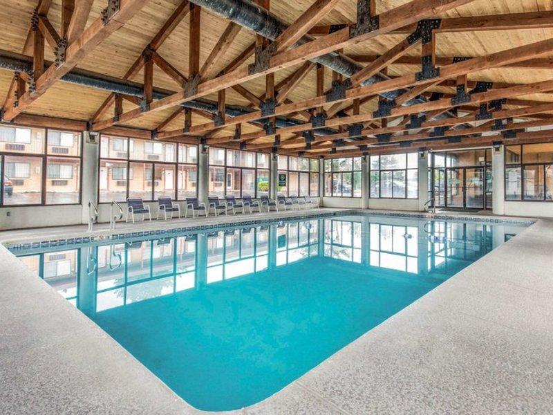 Quality Inn Cedar City Pool