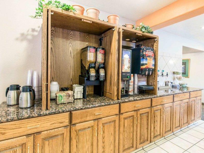 Quality Inn Cedar City Restaurant