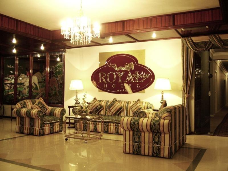 Royal Lodge Wohnbeispiel
