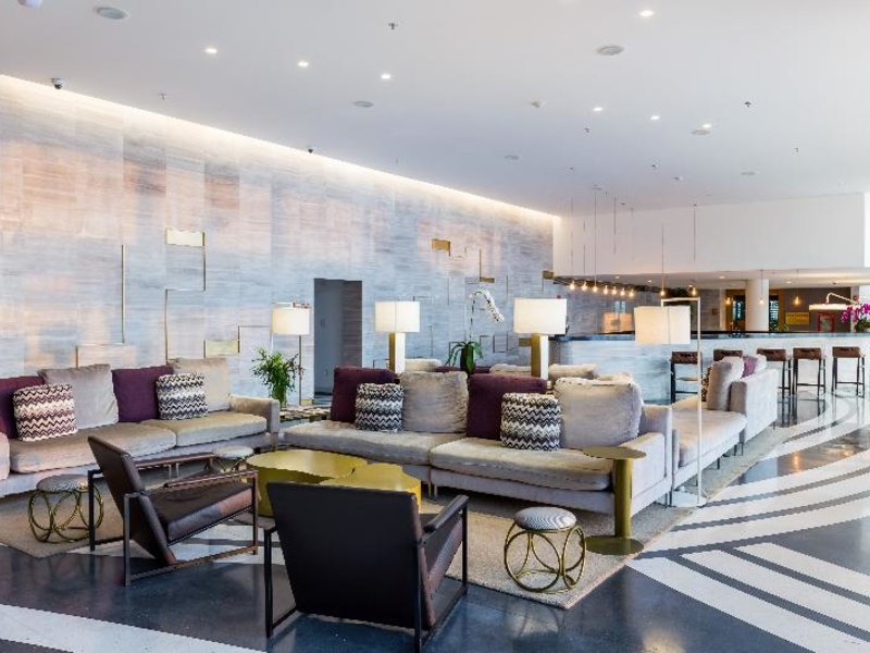 LSH Barra Hotel Lounge/Empfang
