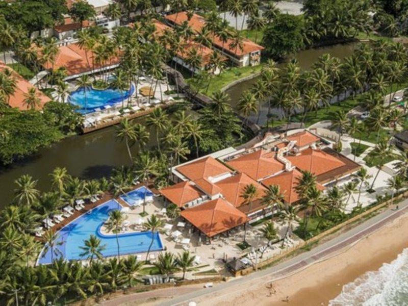 Jatiuca Resort Außenaufnahme