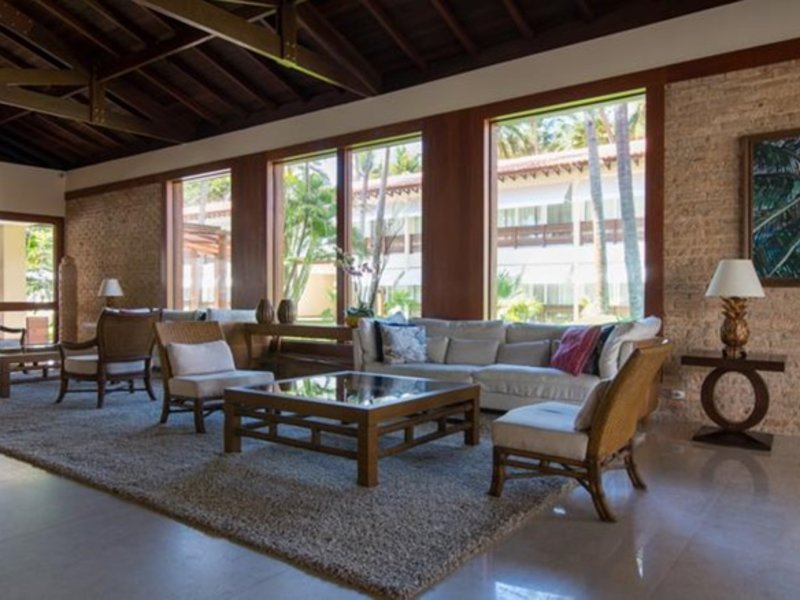 Jatiuca Resort Lounge/Empfang