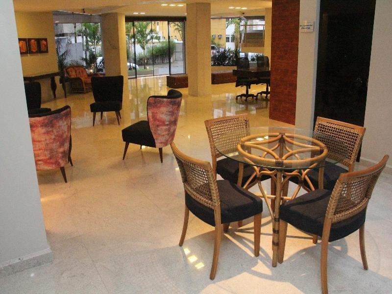 San Marino Suite Lounge/Empfang