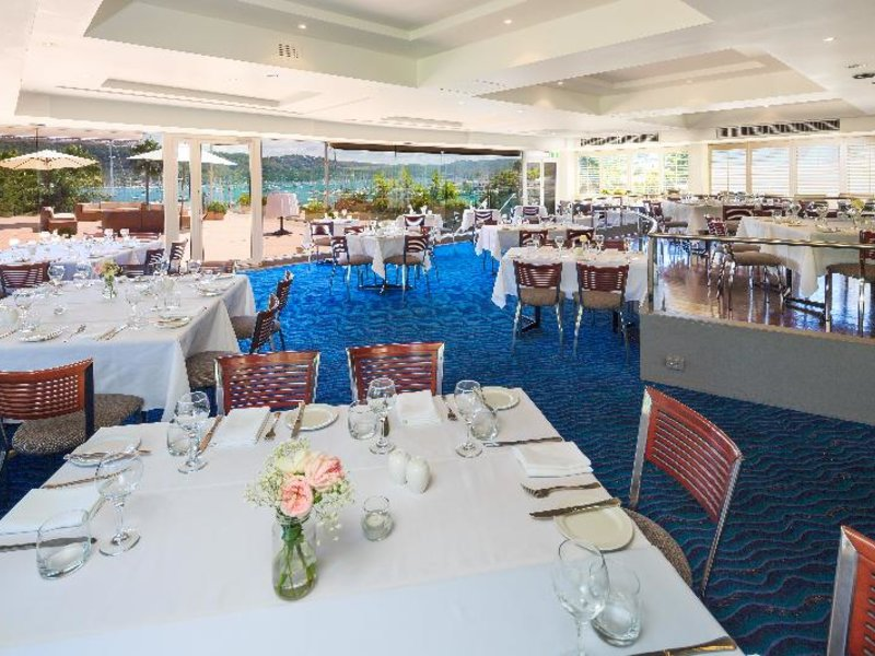 Newport Mirage Hotel Restaurant