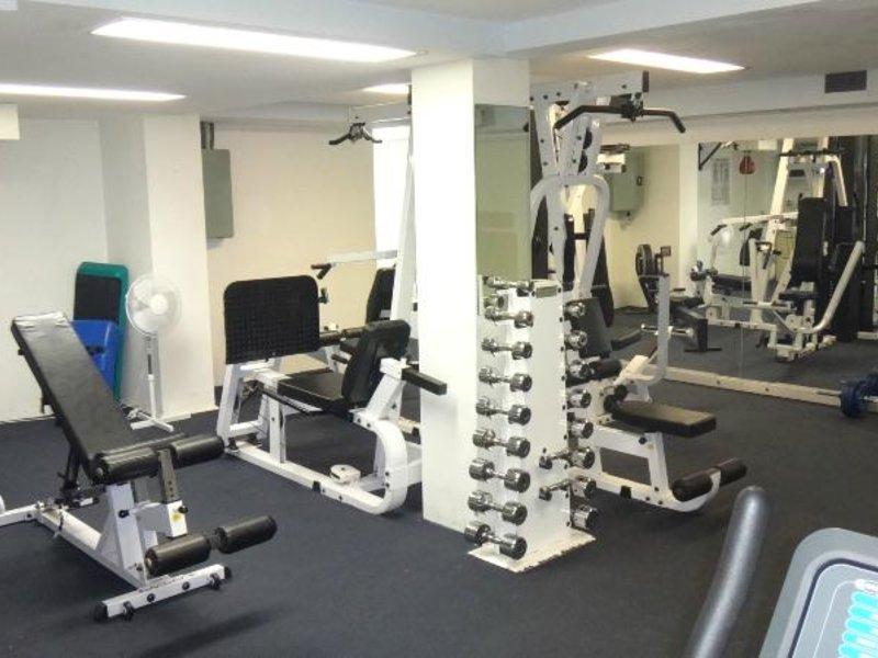 Newport Mirage Hotel Sport und Freizeit