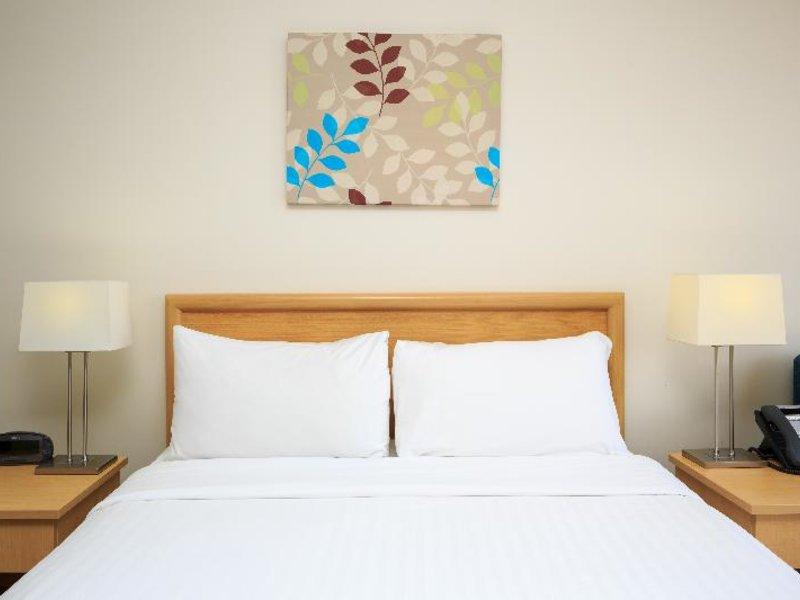 Newport Mirage Hotel Wohnbeispiel