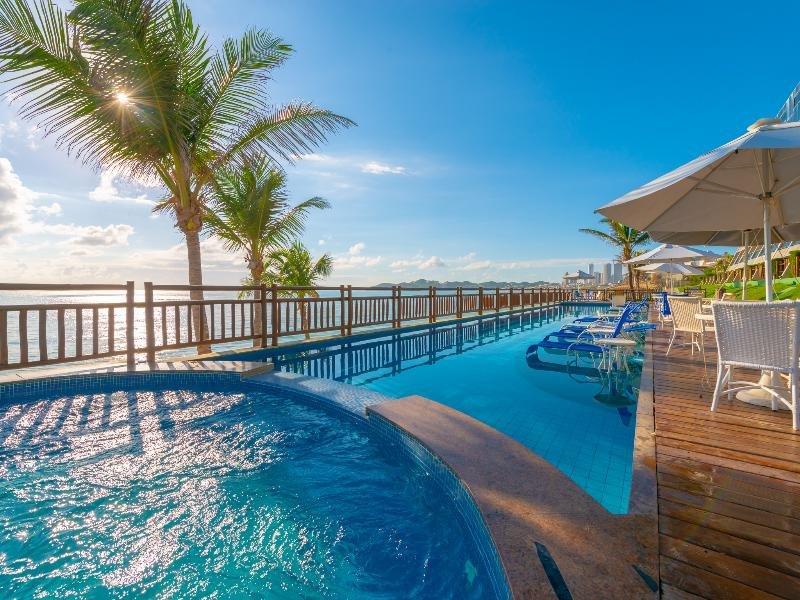 Ocean Palace Beach Resort & Bungalows Pool