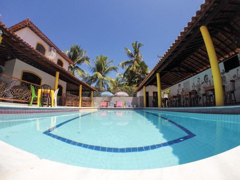 Pousada Uba-Rio Pool