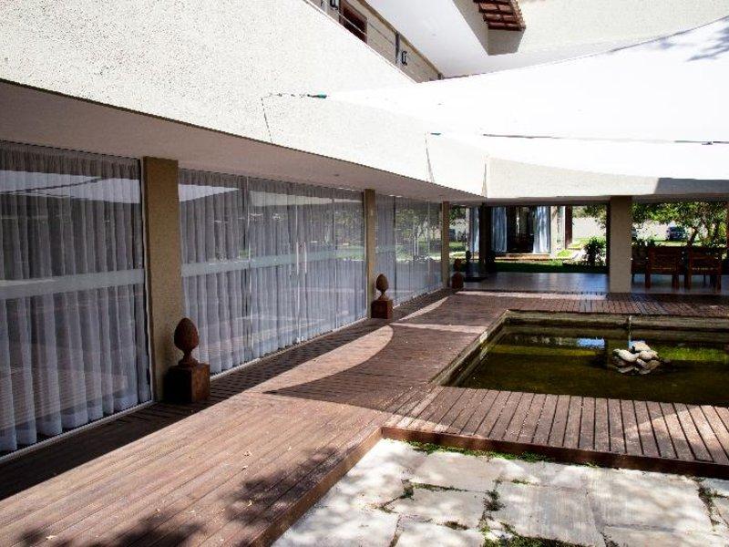 Pousada Aguas Claras Lounge/Empfang