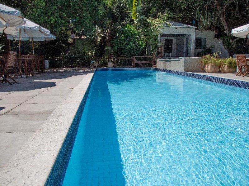 Pousada Aguas Claras Pool