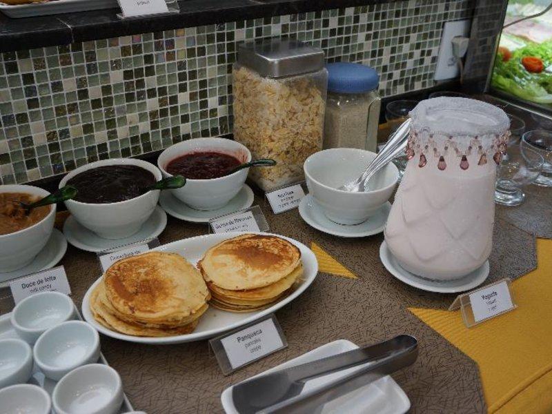 Pousada Aguas Claras Restaurant