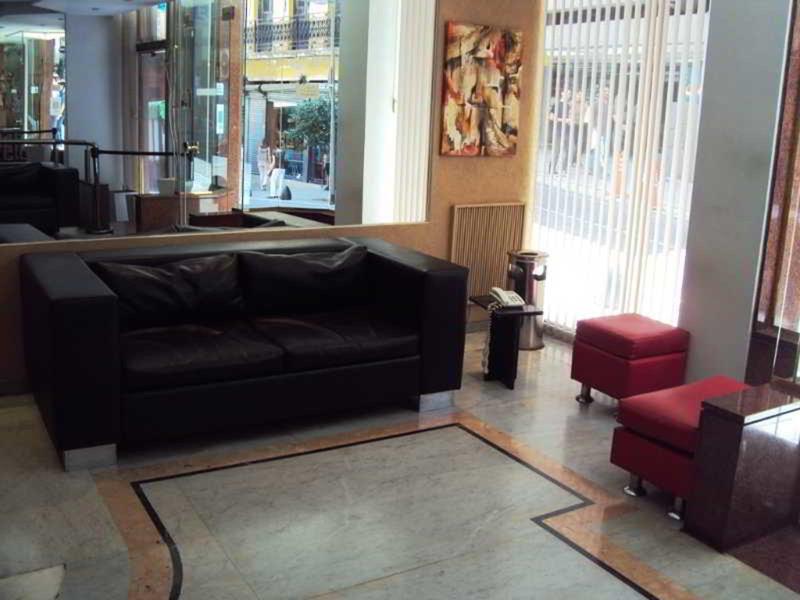 Hotel Promenade Lounge/Empfang