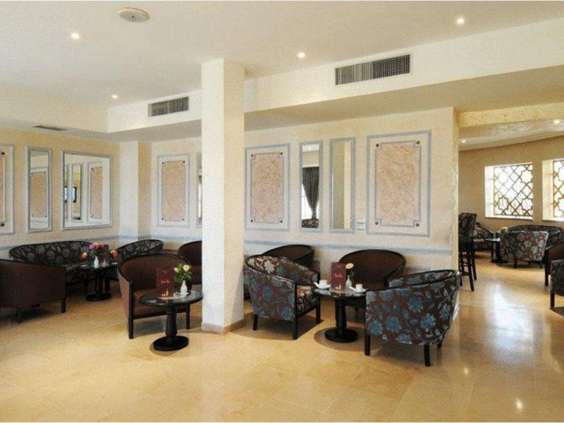 Du Parc Lounge/Empfang