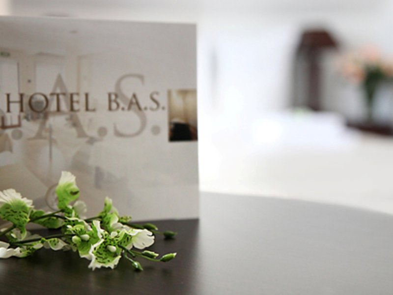 Hotel B.A.S. Villa Residence Badezimmer