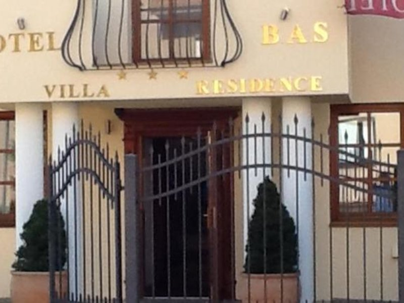 Hotel B.A.S. Villa Residence Außenaufnahme