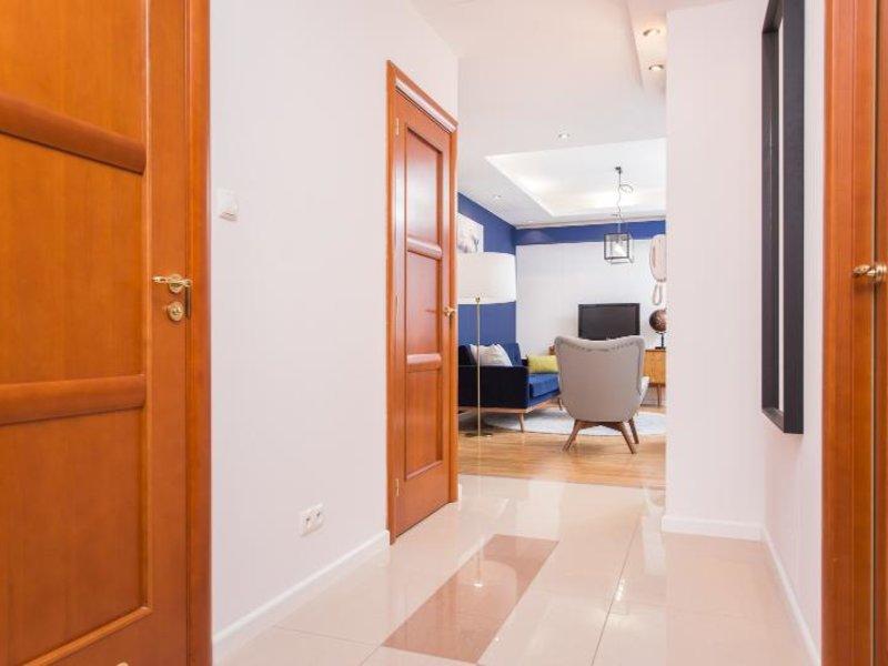 Hamilton Suites - Atlantis Apartments Wohnbeispiel