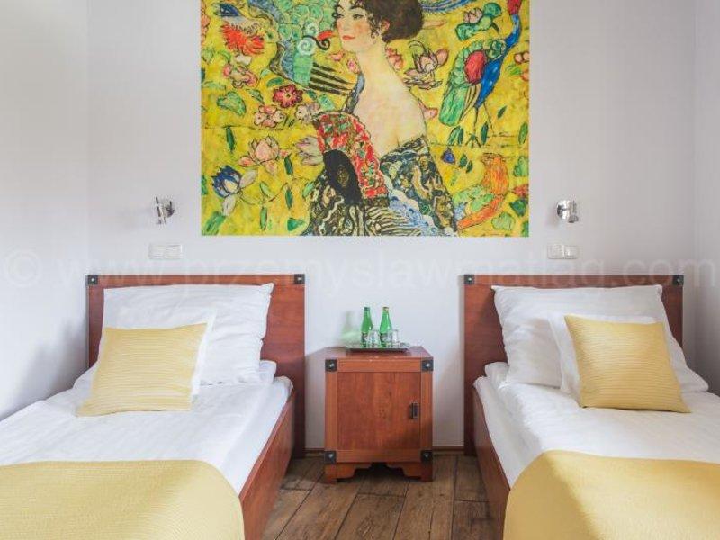 Hotel B.A.S. Villa Residence Wohnbeispiel