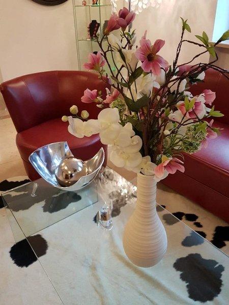 Hotel B.A.S. Villa Residence Lounge/Empfang