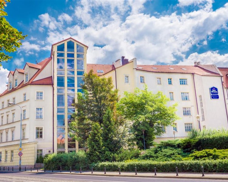 Best Western Hotel Prima Wroclaw Außenaufnahme