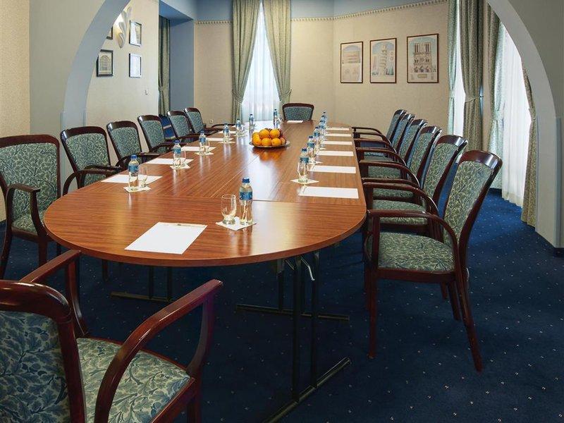 Best Western Hotel Prima Wroclaw Konferenzraum